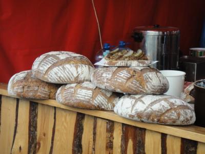 ポーランドの伝統的なパン