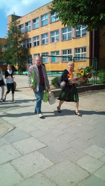 ポーランドの終業式