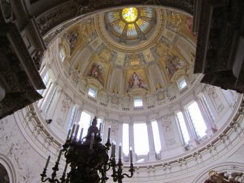 ベルリン大聖堂内部