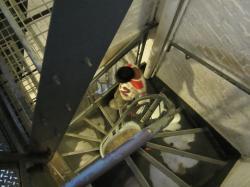 ベルリン大聖堂階段
