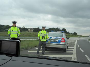 チェコの警察