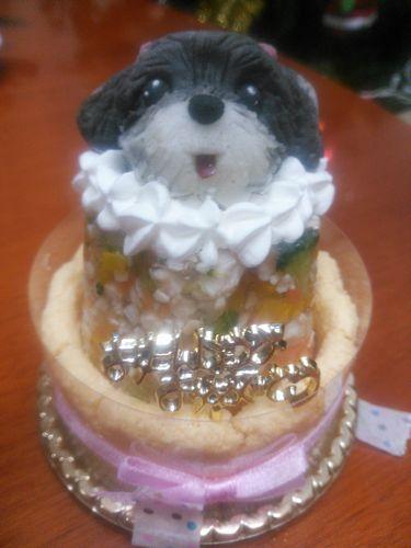 りんちゃんのケーキ