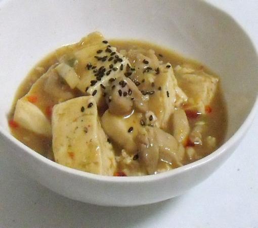麻婆豆腐1