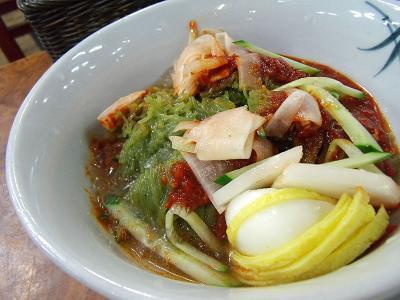 ビビン麺1