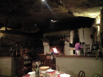 石切り場レストラン
