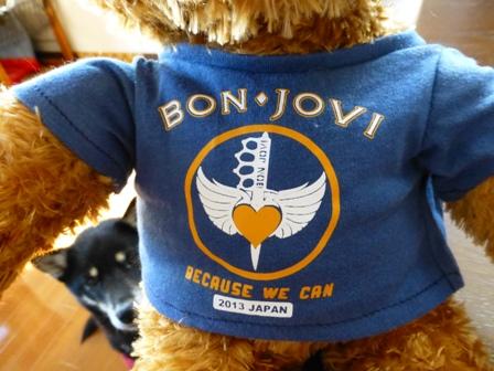 Bon Jovi熊9