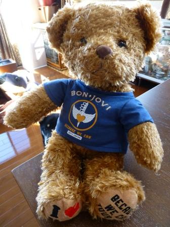 Bon Jovi熊10