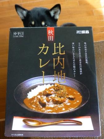 比内地鶏カレー1