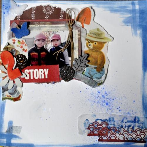 2 story