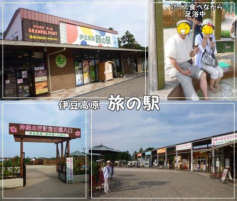 伊豆①-旅の駅①