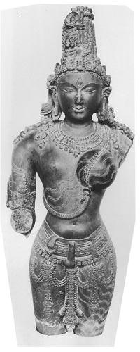 アルダーナーリーシュヴァラ像