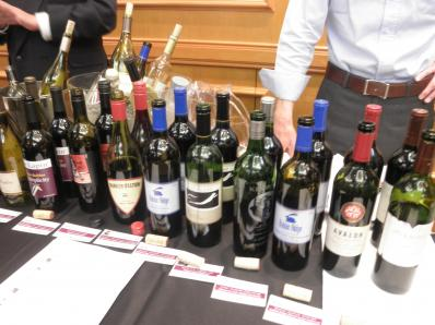 カリフォルニアワイン試飲会06