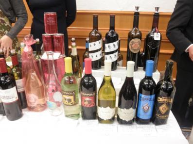 カリフォルニアワイン試飲会08