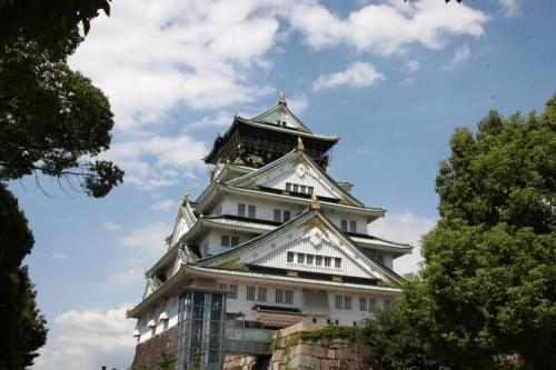 大阪城1100805