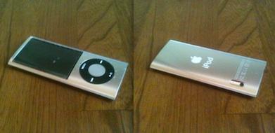 iPodナノ