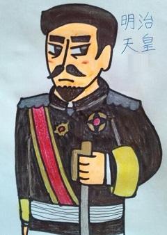 明治天皇(クラチー・ブログ用)