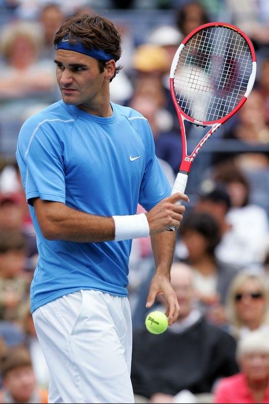 Federer 2006 US Open