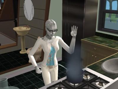 料理は苦手