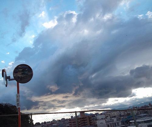 あやしい雲