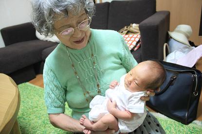ひいおばあちゃん