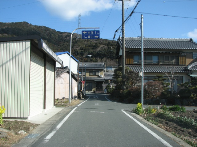 ... 】愛知県道73号長沢蒲郡線 Part2