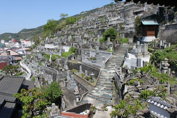 大法寺墓地