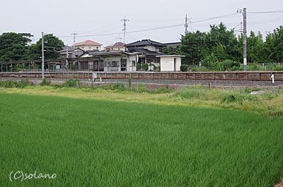 山口宇部空港の最寄り駅、草江駅(宇部線)