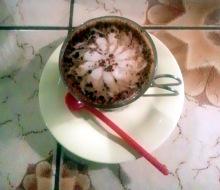 褐竜ルミナスのブログ-カフェモカ