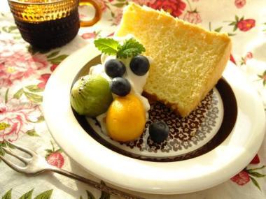 chiffon-cake×faenza