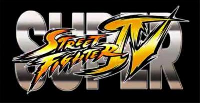 【SUPER STREET FIGHTER IV ロゴ】