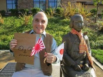 韓国人が「テキサス親父」ことトニー・マラーノさんに殺人予告www 2013年12月13日