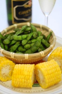 枝豆&コーン