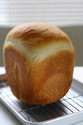 国産小麦と豆乳の早焼き食パン2