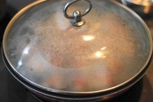 ひじきの煮物の蒸し焼きシュウマイ3