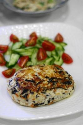 受験生応援レシピ ひじき煮の豆腐ハンバーグで成績アップ?!2