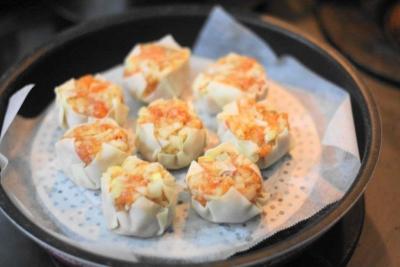受験生応援レシピ 鮭と玉ねぎのシュウマイで成績アップ?!6