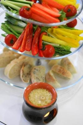 旬野菜のバーニャカウダ