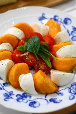 柿モッツァレラ1