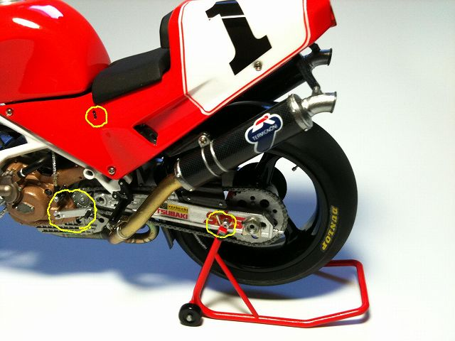 ドカティ888スーパーバイク 013リヤs-888