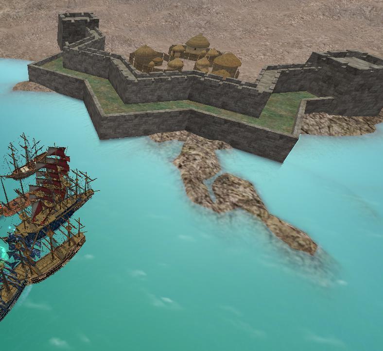 かーぼ要塞