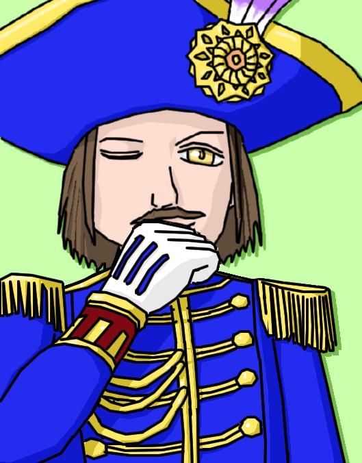 ポルトガル将官、デュミトロ