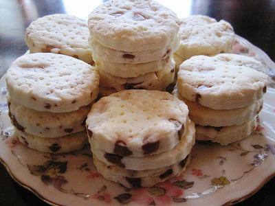 牛奶巧克力比司吉脆餅 『ミルクチョコビスケットクッキー』