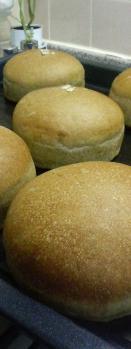 20100626玄米粉&コーヒーバンズbyレーズン酵母01