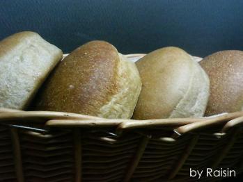 20100626玄米粉&コーヒーバンズbyレーズン酵母0
