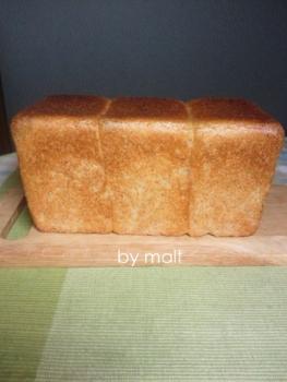20131207全粒粉ブルマンby玄麦酵母