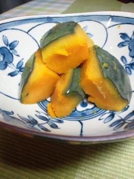 2013122煮かぼちゃ