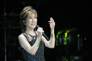 高橋真梨子のコンサート1