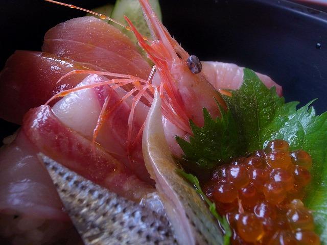 西山PA海鮮丼