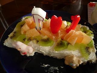 100925_御飯(ベビー用ケーキ)