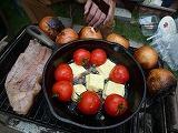BBQ(ハルミ&トマト)